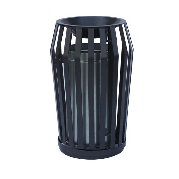 kosz na śmieci uliczny 120 litrów